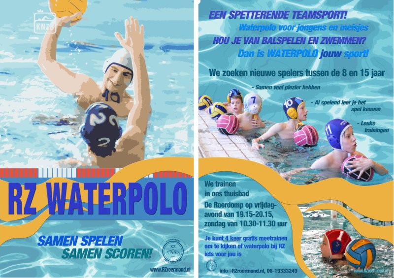 waterpolo web
